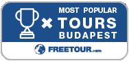 Tour Guide Award - Budapest
