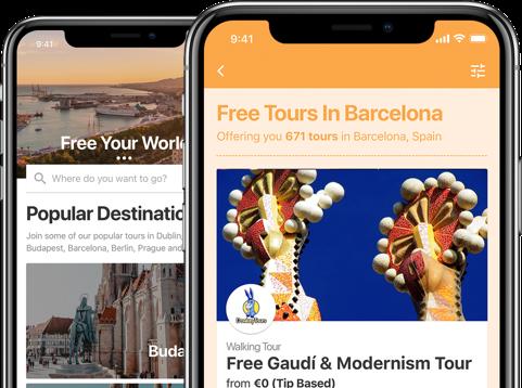 Free Walking Tours worldwide | FREETOUR com